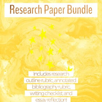 Research Paper Bundle