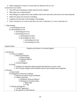 Research Paper: Complete Unit Materials