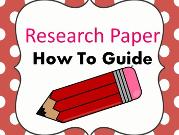Research Paper - How To Guide - Powerpoint