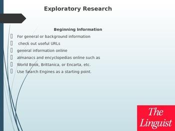 Research Paper I
