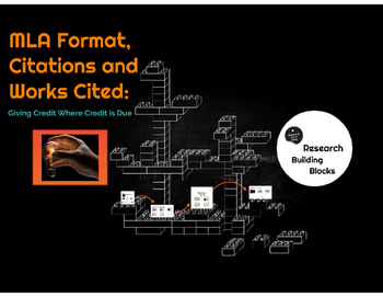 Research Paper : MLA Format Prezi Presentation