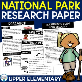 National park teaching resources teachers pay teachers research paper national parks research paper national parks sciox Images
