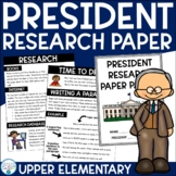 Research Paper: Presidents