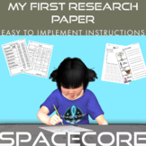 Research Paper   Science Experiment   First, Second, Third Grade