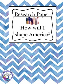 Research Paper: The Future Of America