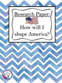 Research Paper: The Future Of America