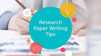 Research Paper Writing Guidelines and Tips