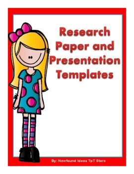 Research Paper and Presentation Templates