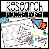 Research Places Located in Your State