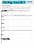 Research Planner Template
