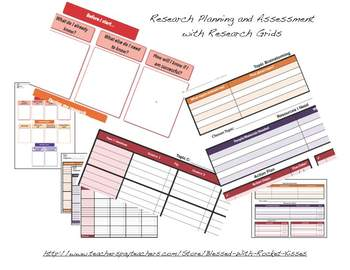 Research Planning & Assessment w/Gathering Grids