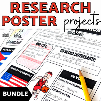 Research Poster Projects BUNDLE