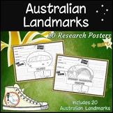 Research Posters - Australian Landmarks - HSIE