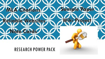 Research Power Pack