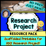 Research Project: Teaching Essential Research Skills