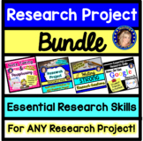 Research Project Bundle: Essential Research Skills