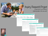 Research Project: Collecting Data in the Real World