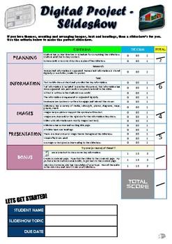 Research Project Criteria