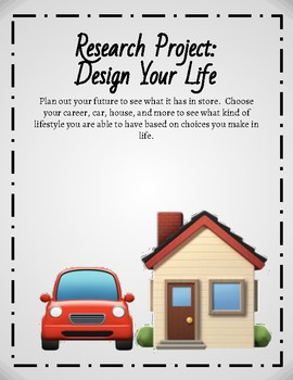 Research Project: Design Your Life