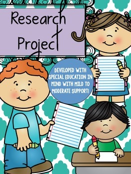 Research Project Organizers! With Support!