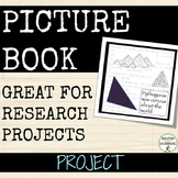 Picture Book project for any unit of study