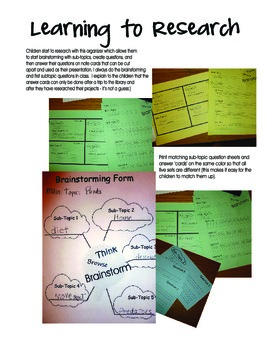Research Project Planner