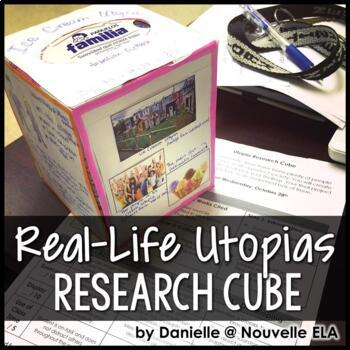 Research Project - Real-Life Utopias