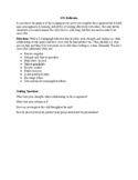 Research Project Reflection Assignment IB ATL skill