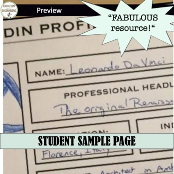 Project Bundle for any subject with EDITABLE Rubrics Distance Learning