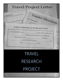 Research Project - Travel The World