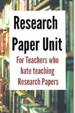 Research Project UNIT (The FULL Project)