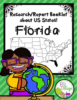 Research Project about US States (Florida)