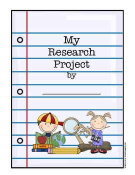 Research Project for Any Topic