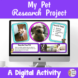 Research Project for Distance Learning
