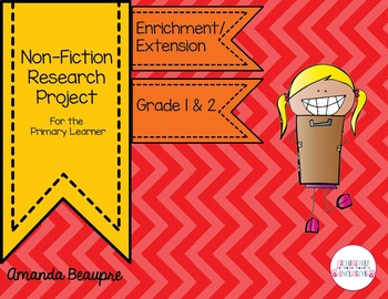 Research Project for the Primary Learner