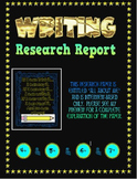 """Research Report - """"All About Me"""""""