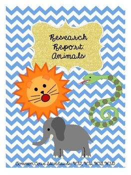 Research Report: Animal Version