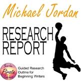 Research Report Biography Template - MICHAEL JORDAN