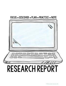 Research Report Digital Interactive Notebook for Middle Grades