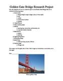 Research Report-Golden Gate Bridge