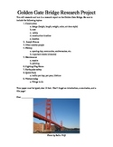 Research Report-Golden Gate Bridge