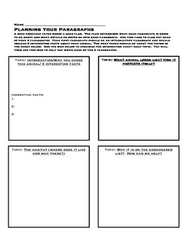 Research Report Guide Packet for Students