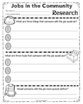 Research Short: Community Helper Report