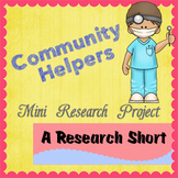 Research Short: Community Helper Report