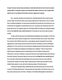 Research Simulation Task Sample Essay (PARCC 6-8) and Blank Outline