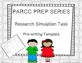 PARCC Prep Series- Research Simulation Task {RST}