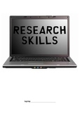 Research Skills Booklet by girlywirly