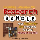Research Skills Bundle (MLA)