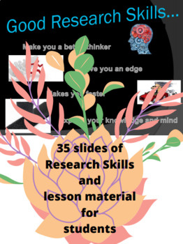 Research Skills - Multi-lesson PowerPoint Presentation