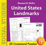 Research Skills: United States Landmarks